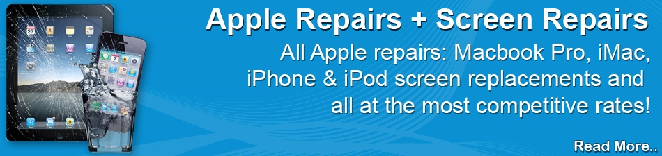 Apple Screen Repairs